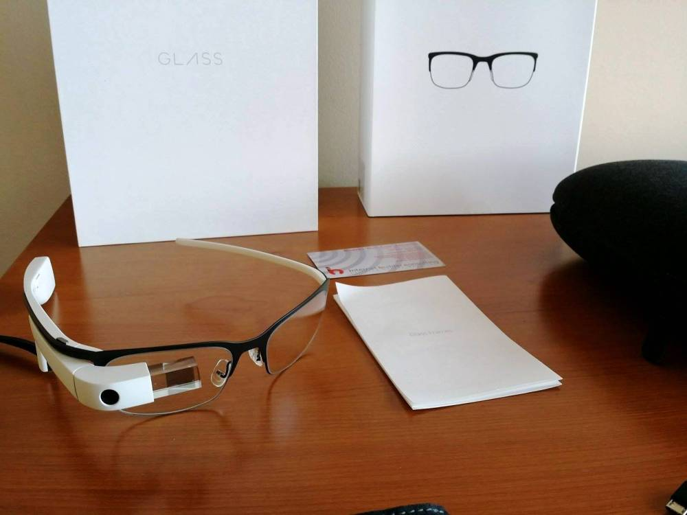 Google Glass Developers Internet Builder Consulting & Robert Dotcom Jackson